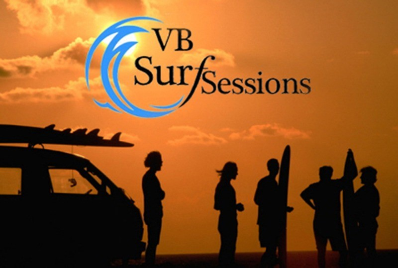 Virginia Beach Surf session & rentals information courtesy of Dough Boy's Pizza Virginia Beach Oceanfront