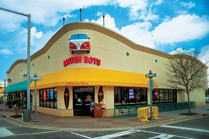 Dough Boyz  Exterior 33rd Street