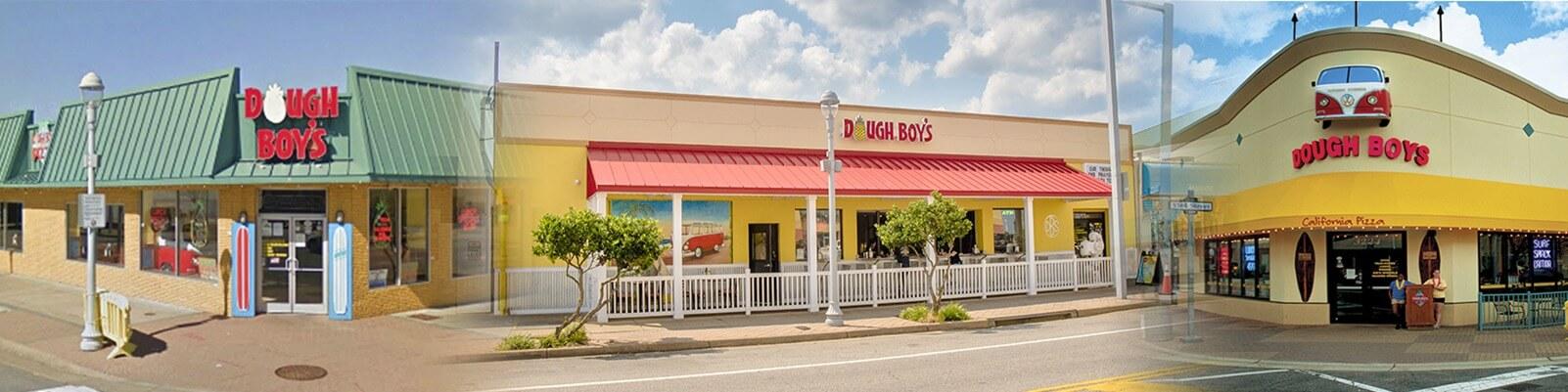 virginia beach pizza restaurant