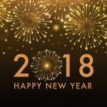 Happy New Year 2018 Dough Boy's Pizza Virginia Beach Oceanfront