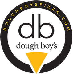 Dough Boy's Pizza Virginia Beach Oceanfront logo