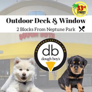 Pet friendly restaurant in Virginia Beach