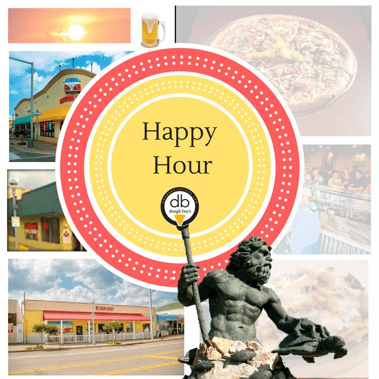 Best Pizza In Virginia Beach Va: Doughboys