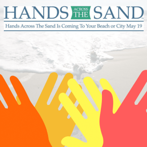Hands across the sand virginia beach
