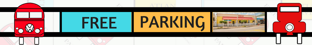 free parking oceanfront