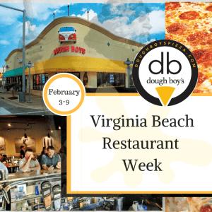 Virginia Beach Restaurant Week on Altantic Avenue