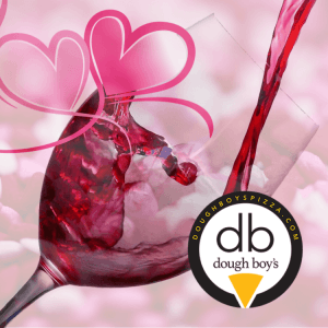 february wine tasting on the oceanfront at Dough Boy's Virginia Beach